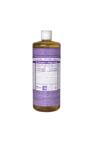 Dr Bronners liquid soap - Lavender 16 oz