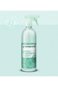 Greenscents Minty  multi-surface spray